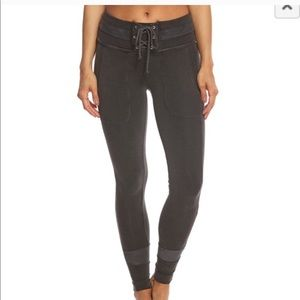 Free people lace up pants small
